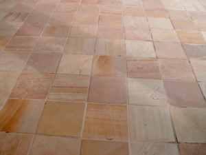 Cleaning & Sealing of Tiles